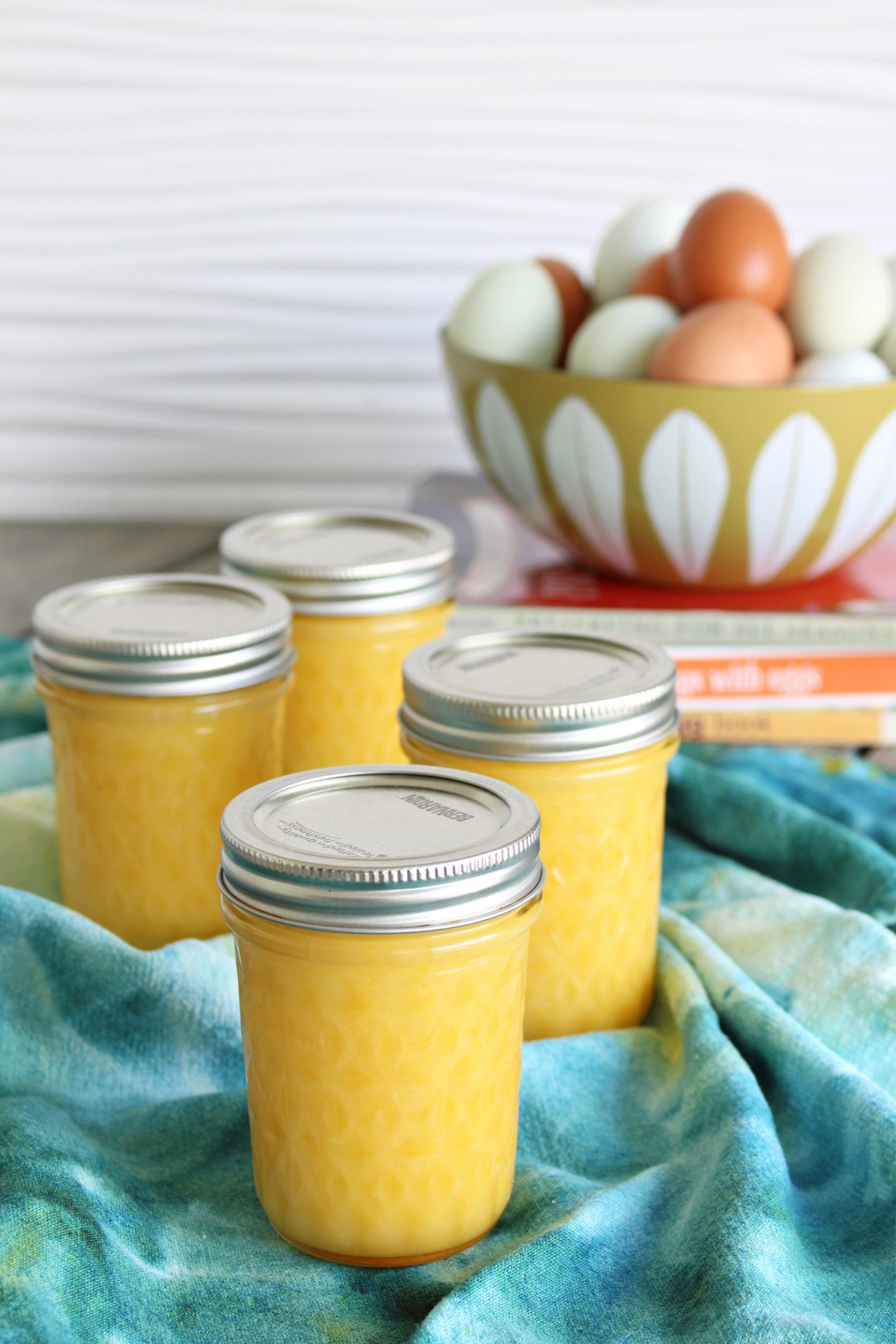 How to Can Lemon Curd