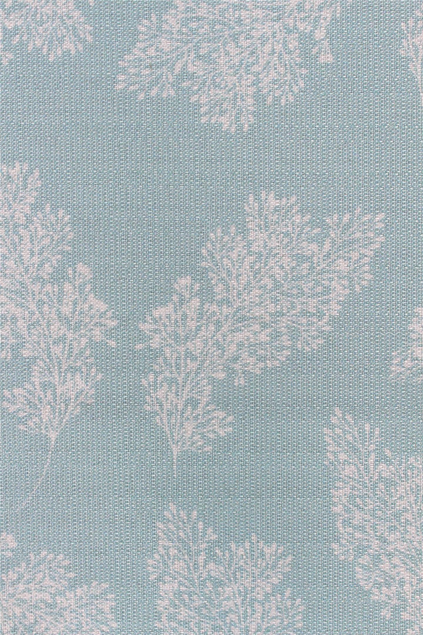 Aqua Tablecloth Pattern