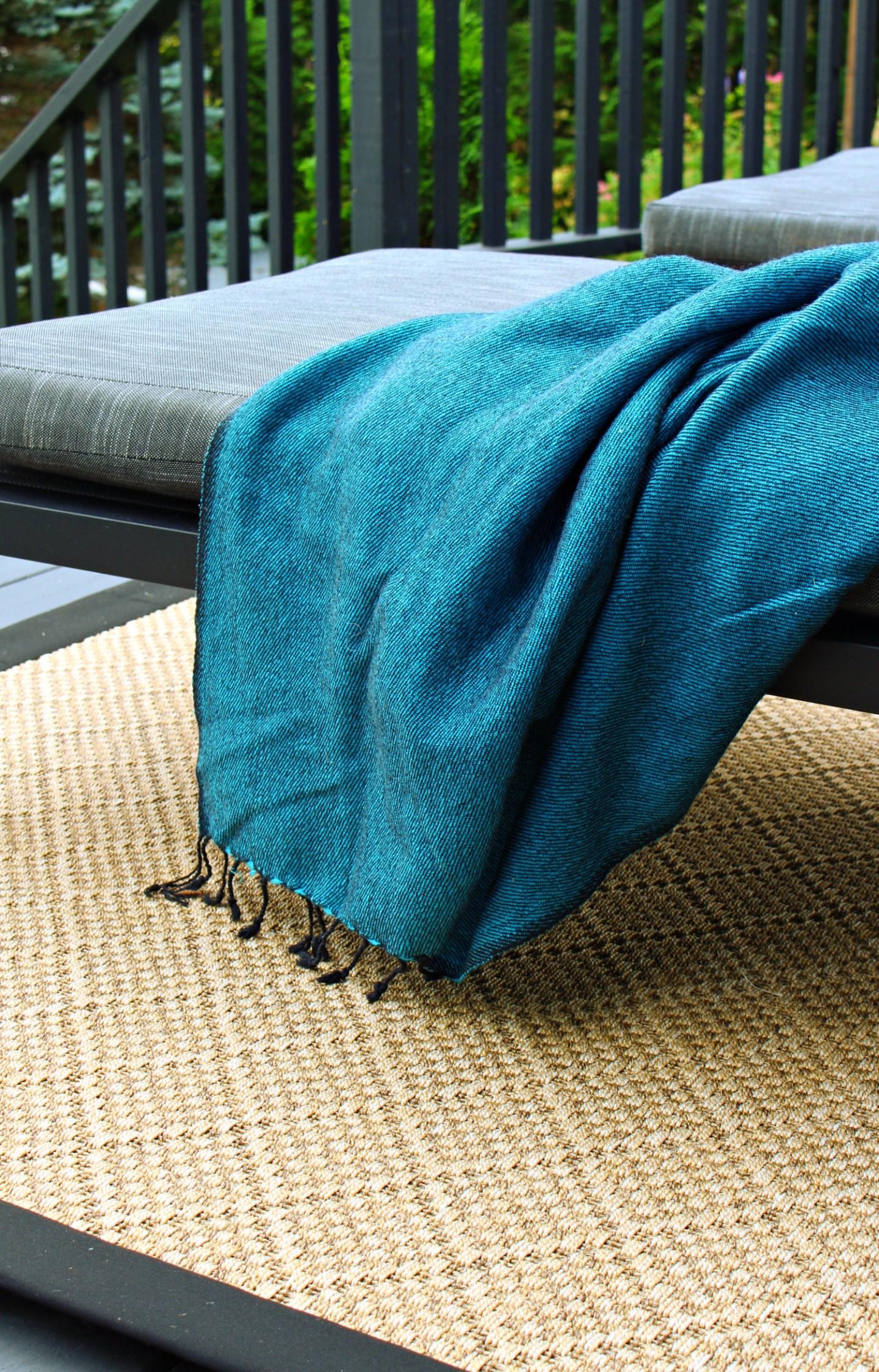 Mohawk Home Lanai Border Indoor/Outdoor Area Rug