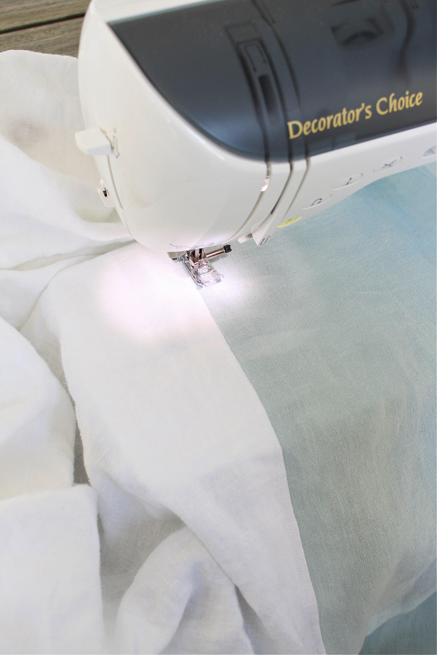how to make a shrunken duvet cover bigger