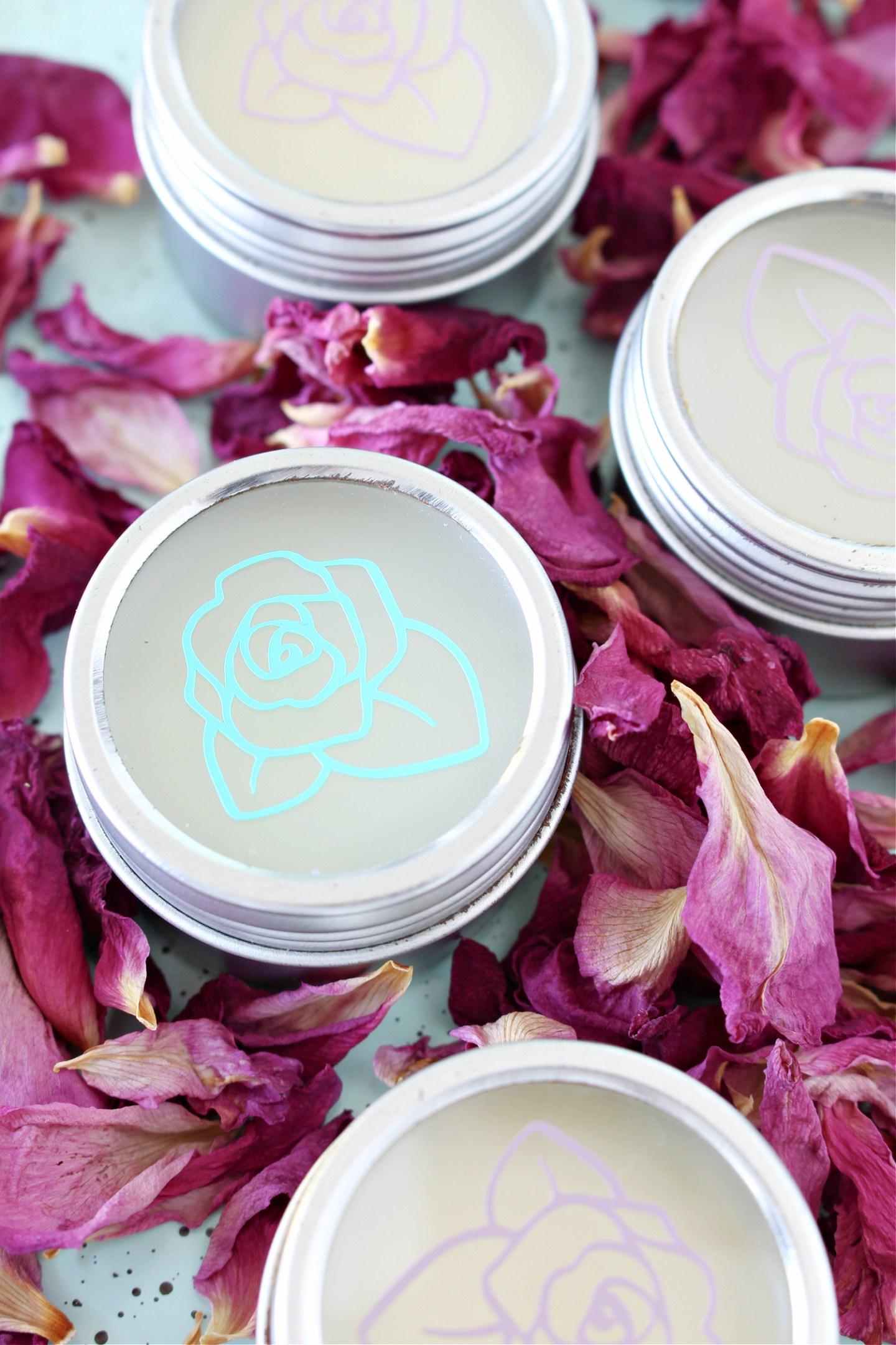 Rose Skin Care DIY