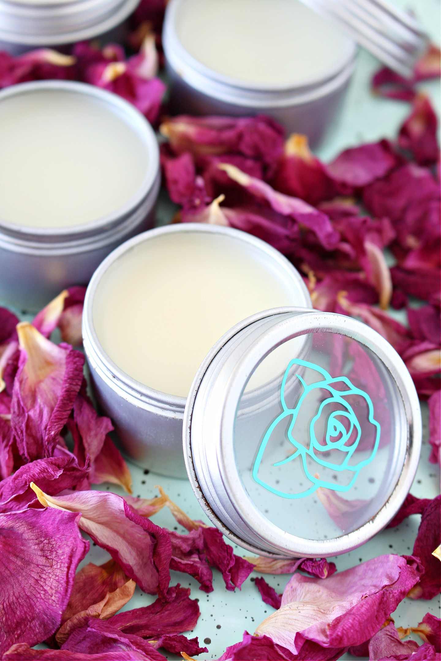 DIY Rose Skin Care Products