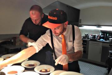 cuisiniers ambulants