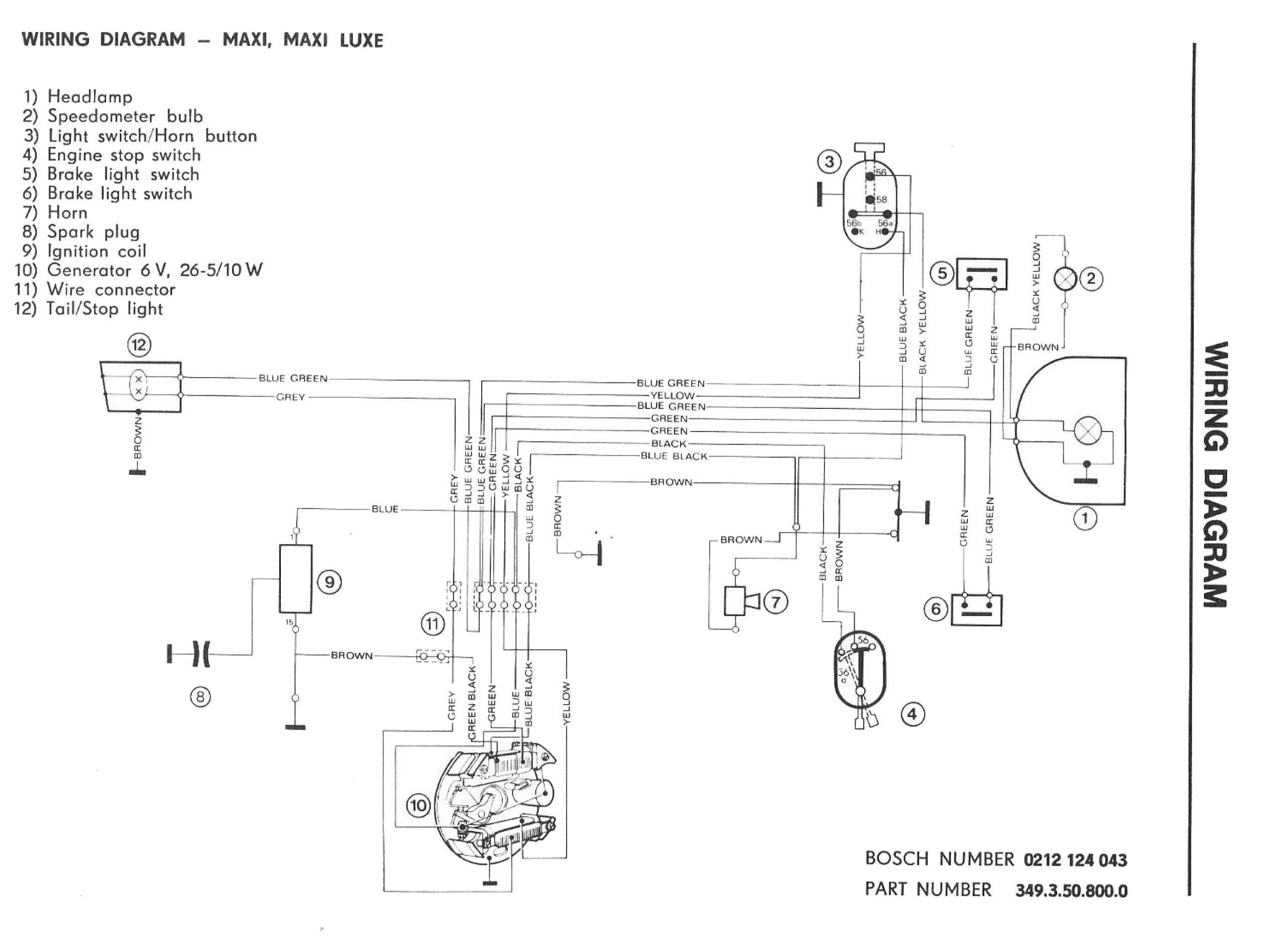 Ducati 450 Wiring Diagram