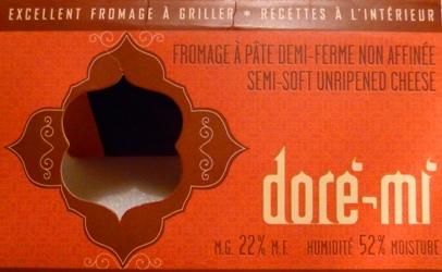 Fromage Dore-mi