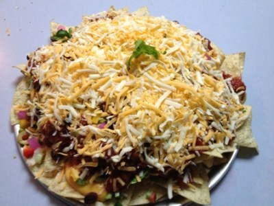 nachos - fromage