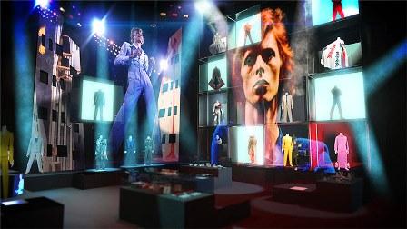 Bowie salle video