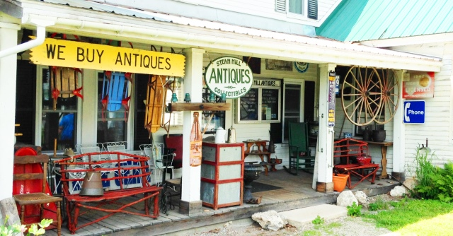Steam Mills Antiques