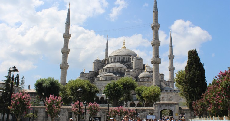 Istanbul, Turkey Part 2 – The Old City Of Sultanahmet