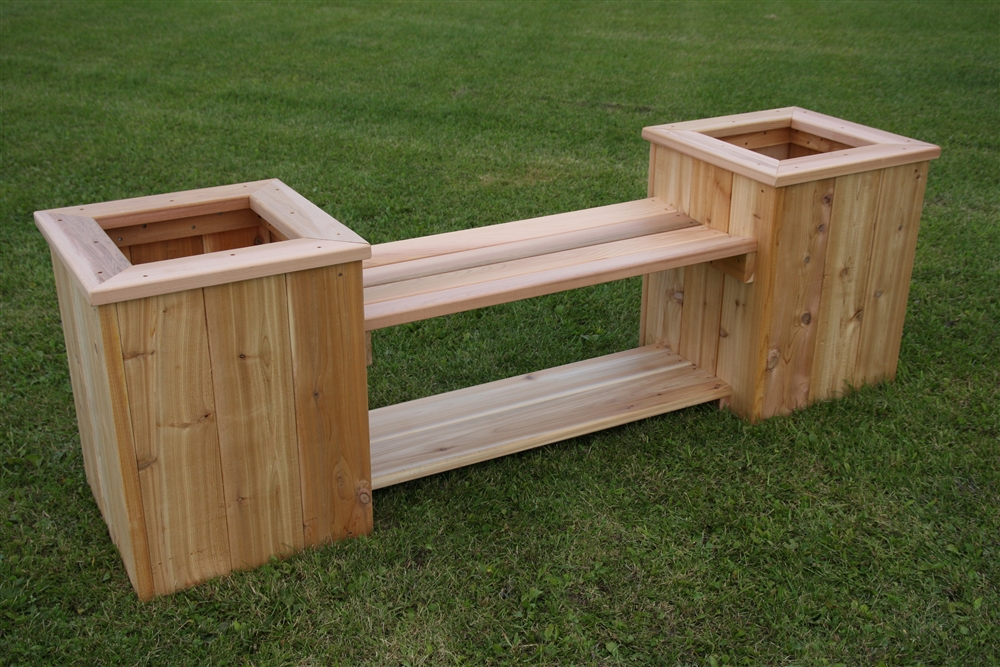Western Outdoor Benches