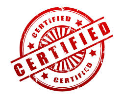 Image result for Install certified products