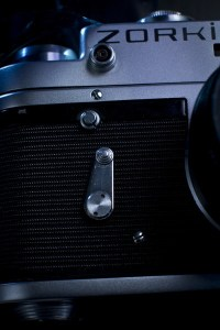 Zorki 4K - Retardateur