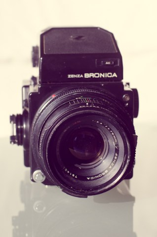 Bronica ETRS