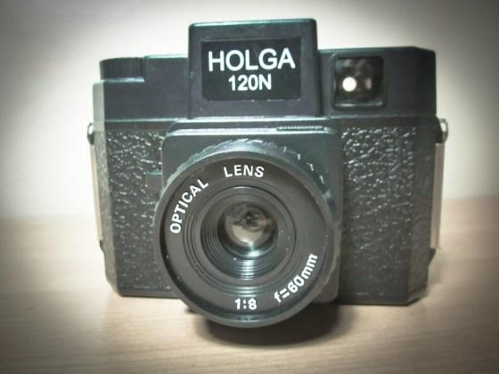 Holga 120N Lomographie