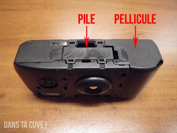 Regardez le dessous de votre appareil...