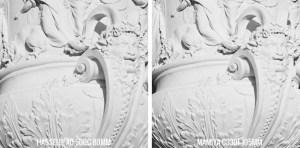 Vase Détail Refined Hasselblad 500C vs Mamiya C330F Tri-X