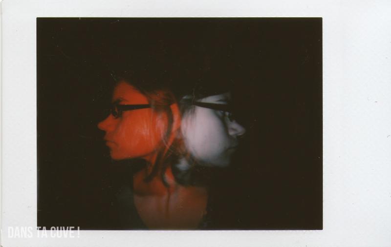 La déesse Janus ^^ (Double expo + flash de couleur)