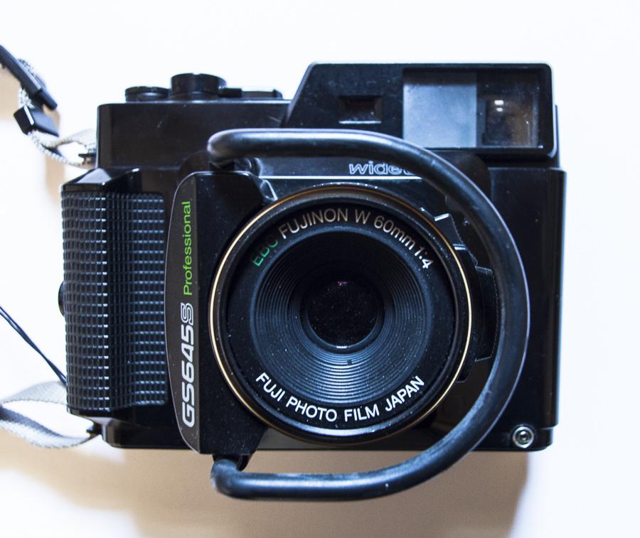 Le Fuji GS645S