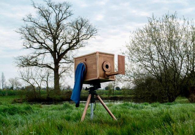 Street Box Camera