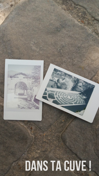 Instax Mini Monochrome