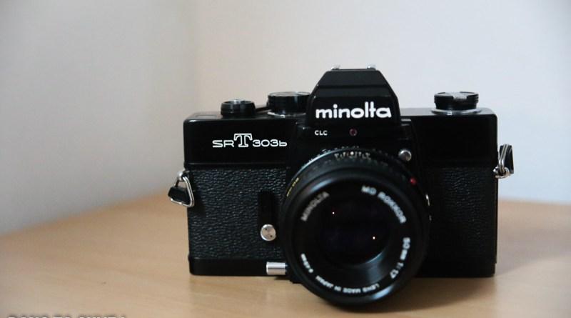 Test : Minolta SRT 303b