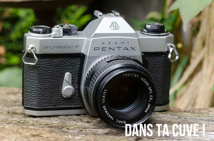 Pentax Asahi Spotmatic SP