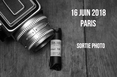 Sortie Photo Argentique Paris