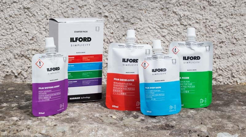 Test: Kit Ilford Simplicity