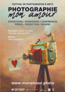 Festival Photographie à Metz : Photo mon amour