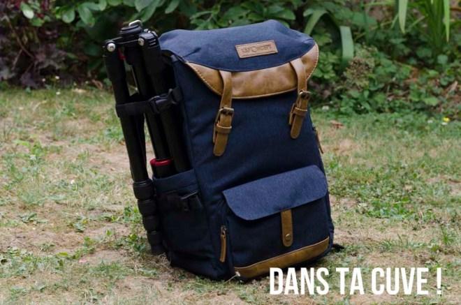 Sac Backpack K&F Concept