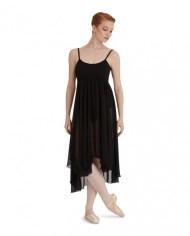 Capezio BG001 Empire Dress BLK
