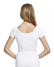 Capezio TC0054W short sleeve balletpakje