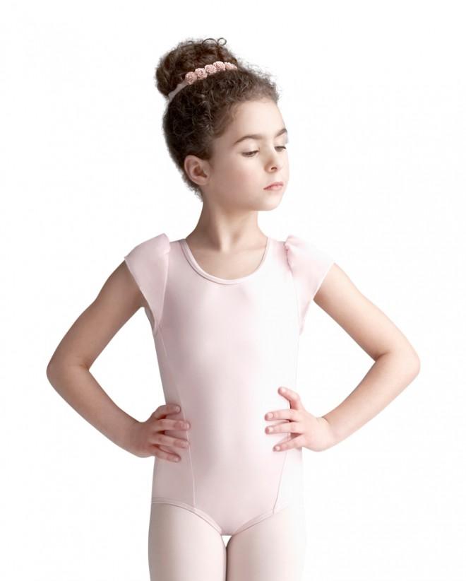 Capezio 10620C balletpakje kids petal sleeve leotard