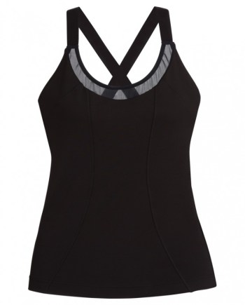 Capezio 10256 workout top topje sport top