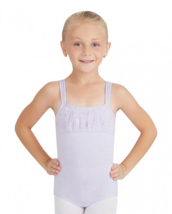 Capezio 10130C multi strap balletpakje kids