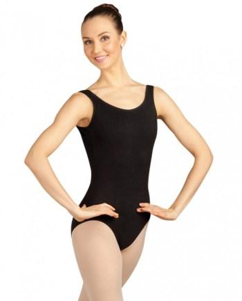 Capezio CC221 balletpakje hemdmodel princess seam tank leotard