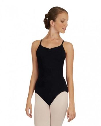 Capezio CC125 adjustible strap camiisole leotard balletpakje
