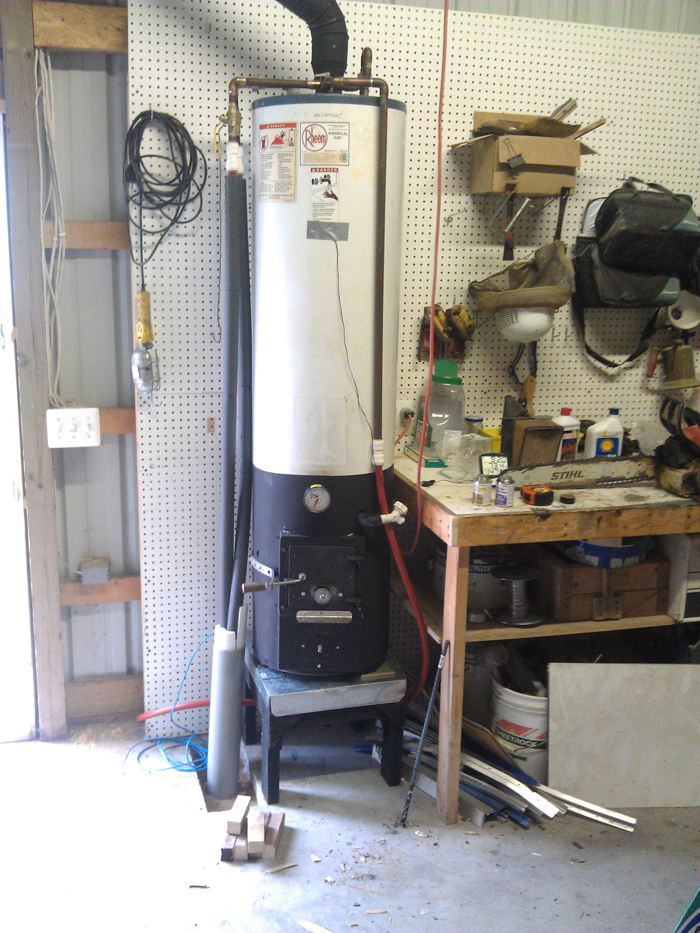 Pdf Plans How To Build A Wood Fired Hot Water Heater Download