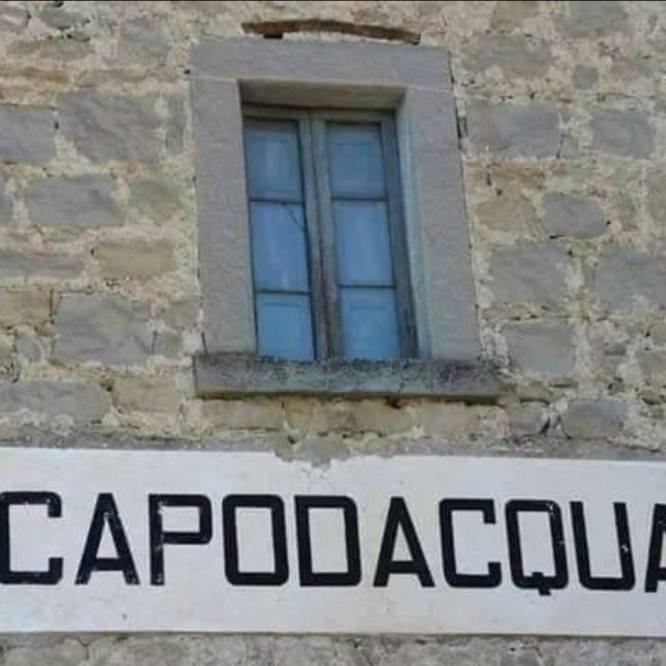 Capodacqua (Arquata del Tronto) | Fundraising Updates