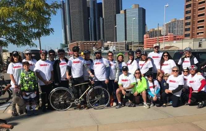 DAS Detroit Bike Tour – La Giornata Della Dante