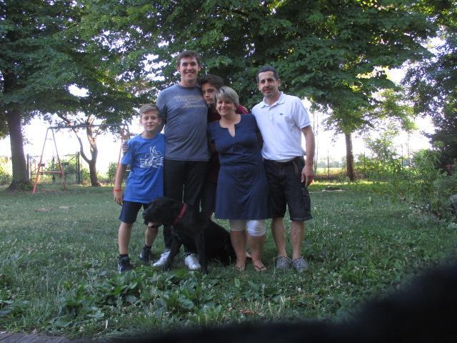 Famiglia Bertellini & Brandon