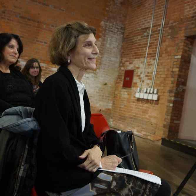 Ferrante Fever with Ann Goldstein
