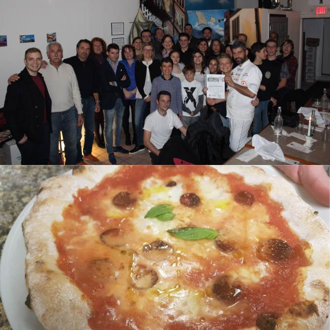 The Art of Naples  pizza-making