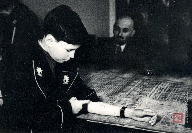 Luigi Ferri: The Survival of a 12-year-old Italian Child at Auschwitz