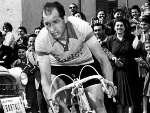 Gino Bartali: The Invisible Hero