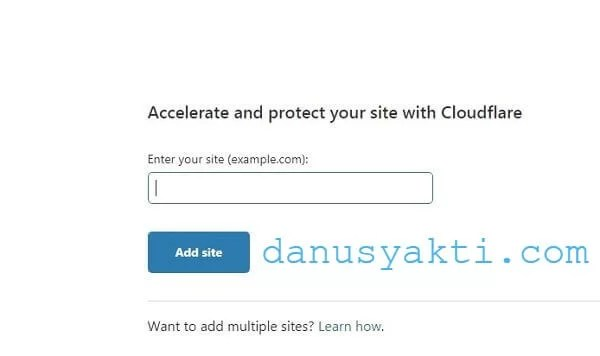 Cara Setting Cloudflare di WordPress