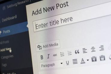7 kroków do napisania postu.