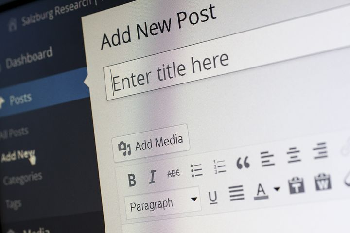 wordpress, edytor postu, blog, blogi, blogger
