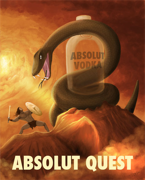 absolut quest