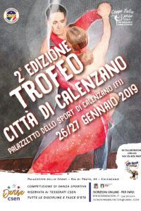 4 Gennaio 2 trofeo città di calenzano